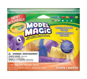 Model Magic Marker Tools