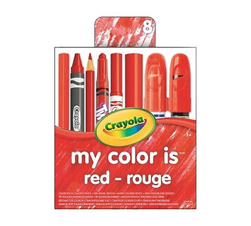 My Color is Red