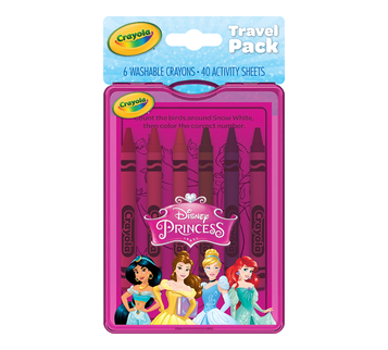 Princess Travel Pack