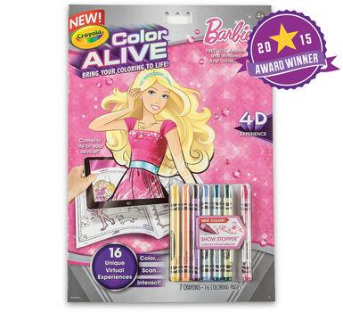 Color Alive - Barbie