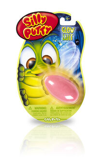 Silly Putty Glow in The Dark