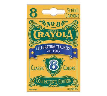 Teacher Promo Vintage Box 8 ct front