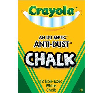 An-Du-Septic Anti-Dust Chalk Sticks 12 ct.
