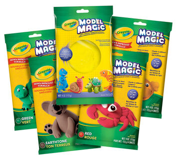 Model Magic Turkey Supply Kits (for Four Guests)