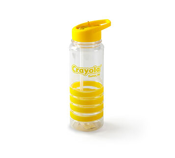 Crayola Stripe Band Water Bottle
