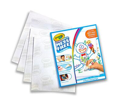 Color Wonder Refill Paper