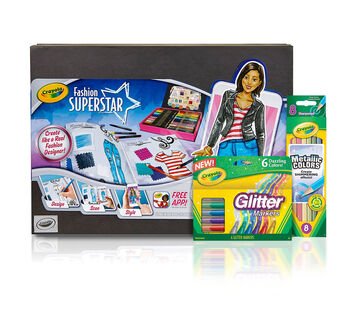 Fashion Superstar Designer Deluxe Kit