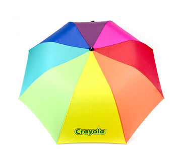 Crayola Adult Rainbow Umbrella
