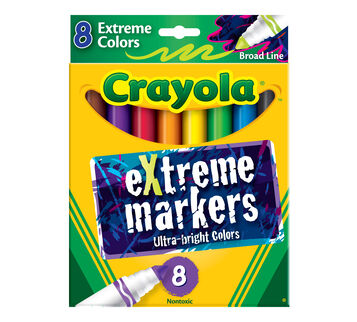8 ct Extreme Markers