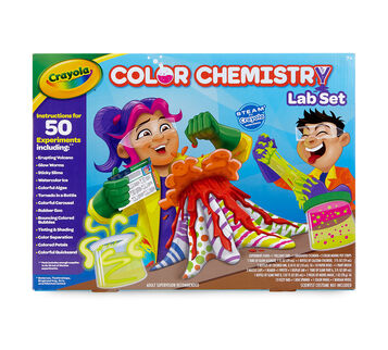 Color Chemistry Lab front