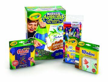 Marker Airbrush Bundle Set