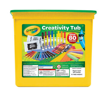 Creativity Tub