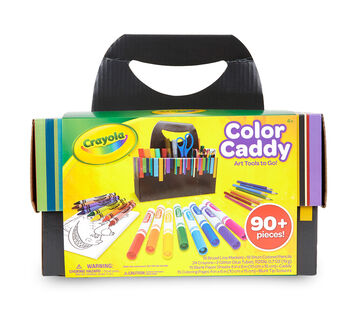 Color Caddy Front