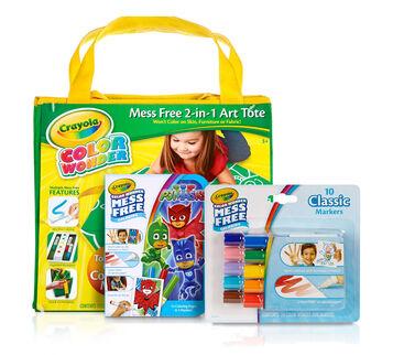 Color Wonder Travel Kit, PJ Masks