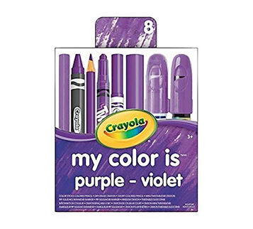 My Color is Purple