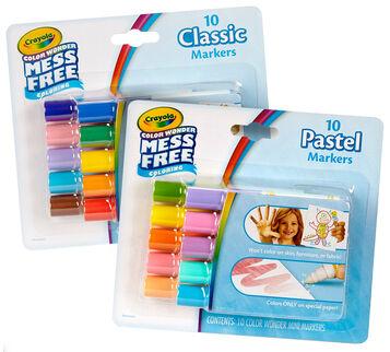 Color Wonder Mini Markers Set