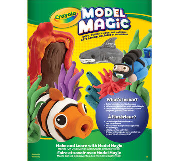 Model Magic Make & Learn Booklet