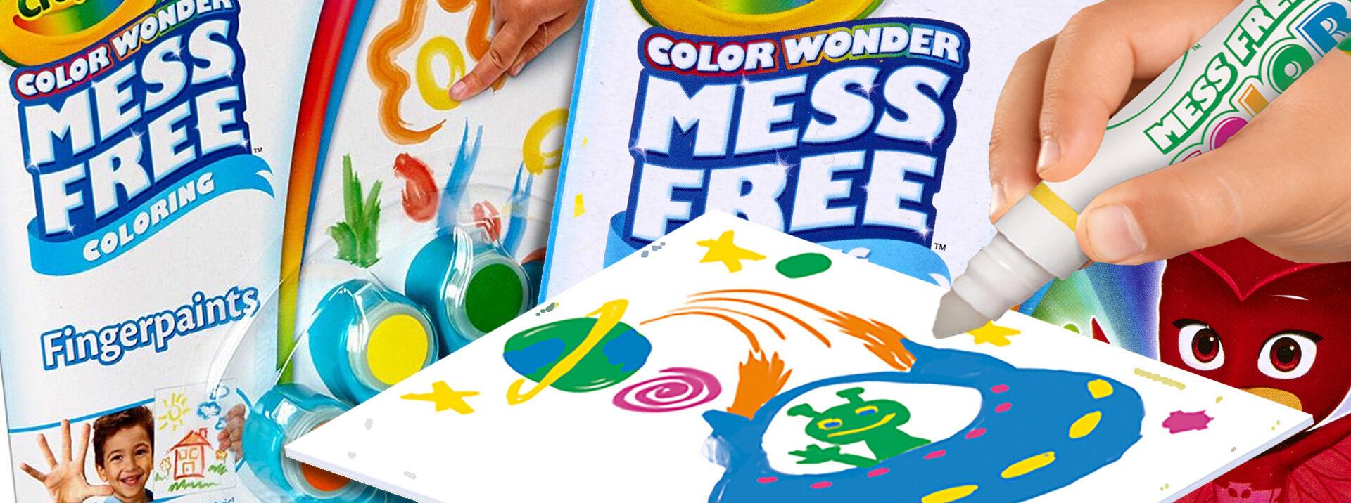 Mess-Free Coloring