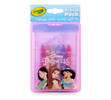 Disney Princess Travel Pack front