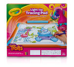 Trolls Light Up Tracing Pad