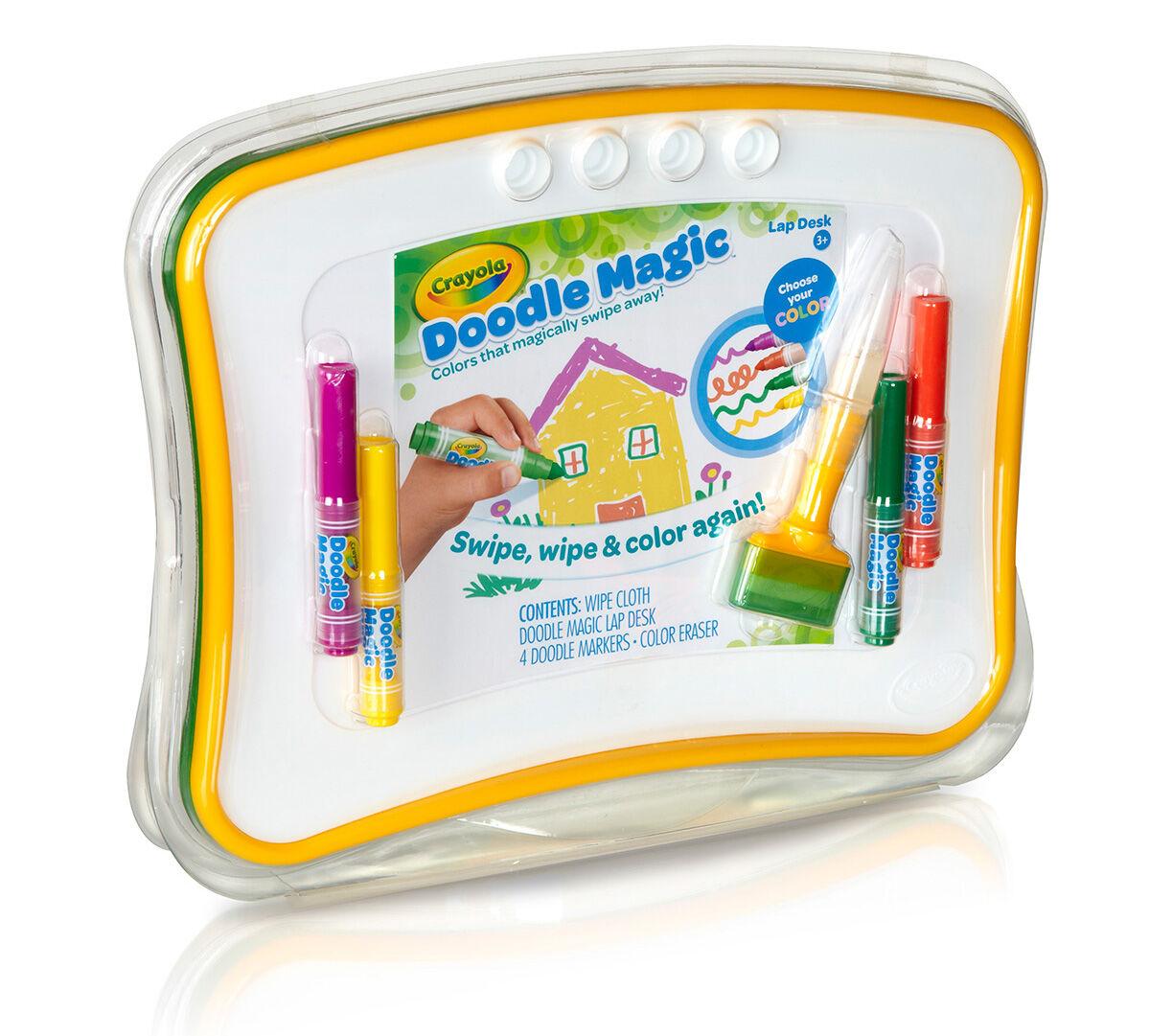 Doodle Magic Lap Desk Amp Magic Drawing Board For Kids