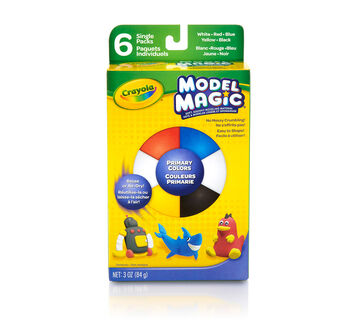 Crayola Model Magic Primary Colors front