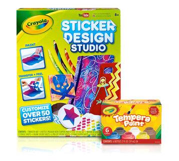 Sticker Design Studio Kit