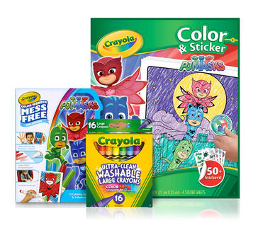 PJ Mask Gift Set Pack
