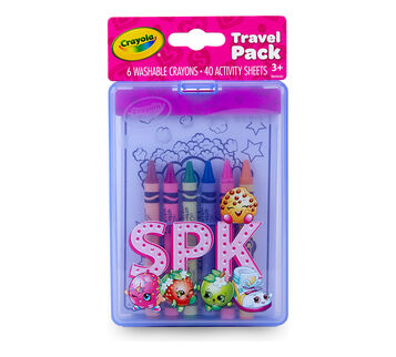 Shopkins Travel Pack front