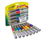 Visi-Max Dry-Erase Markers, Broad Line 8 ct.