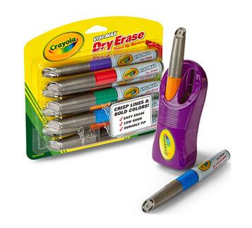 Visi Max Eraser Bundle- Markers and Eraser