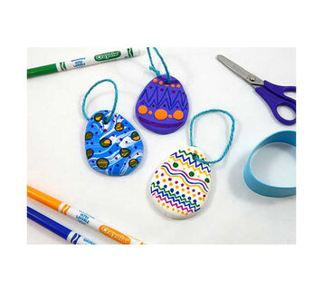 DIY Easter Egg Ornament Craft Kit