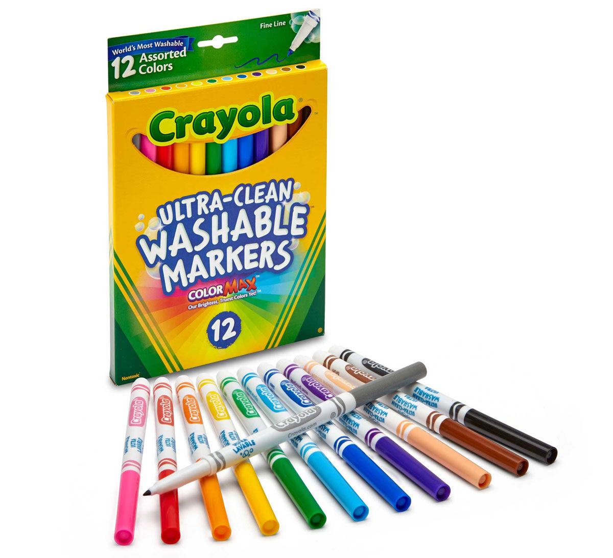 Color Escapes Adult Coloring Kit, Nature - Crayola 14.5.0.8