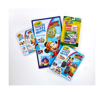 Color Wonder Mickey Mouse Bundle