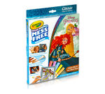 Color Wonder Glitter Paper and Markers Box Set Disney Princess