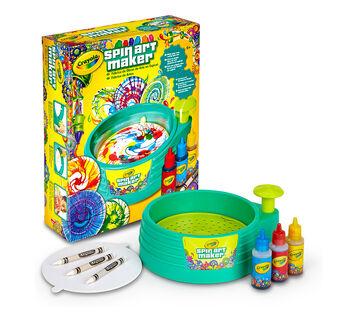 Spin Art Maker
