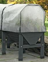 VegTrug™ Patio Garden with Covers, Charcoal
