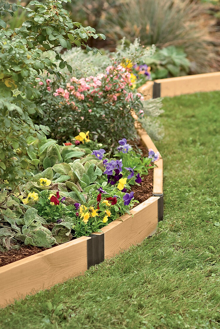 Pivoting Raised Bed Connectors Diy Raised Bed Made In