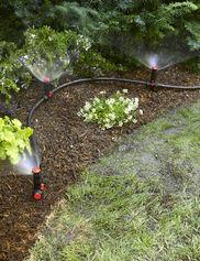 Snip-n-Spray Garden and Landscape Sprinkler System
