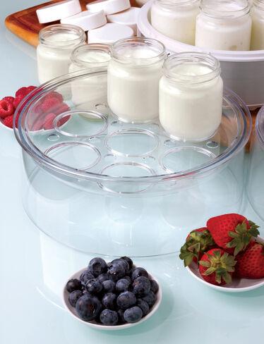 Euro cuisine yogurt maker expansion tray yogurt maker for Cuisine yourte