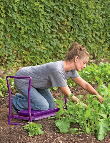 Deep-Seat Garden Kneeler