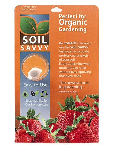 Soil test kit for organic garden soil gardener 39 s supply for Soil nutrient test kit