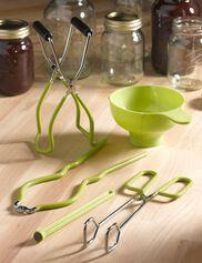 Canning Kit, 5-Piece Set
