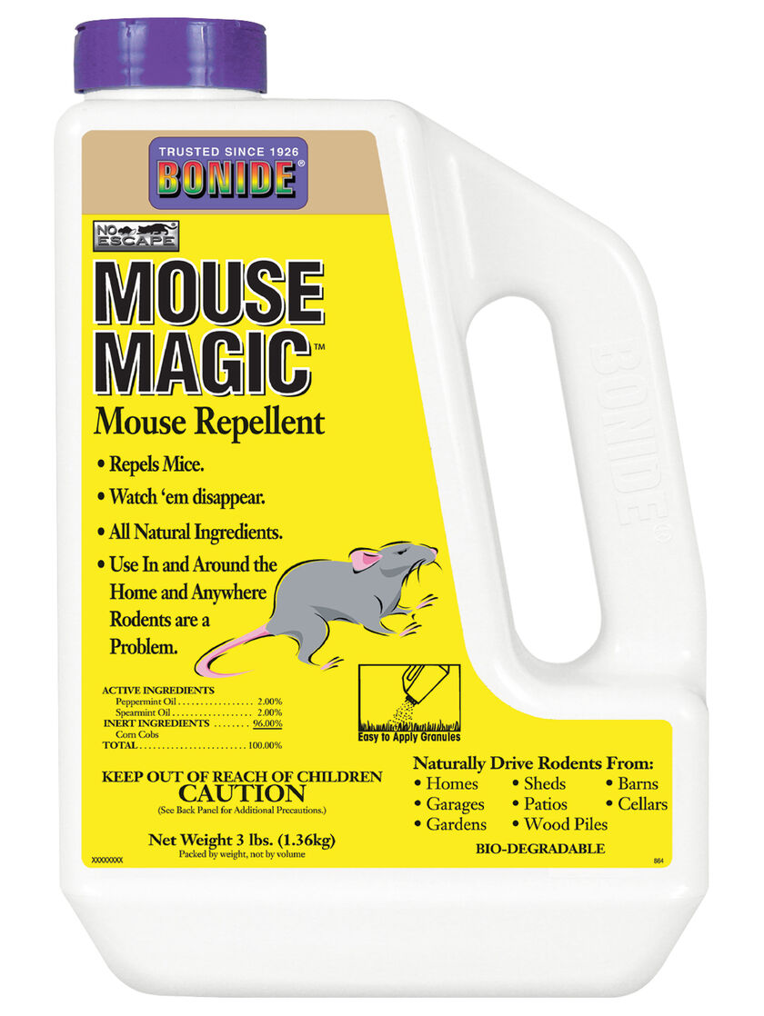 What Is A Good Natural Mouse Repellent