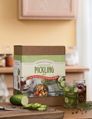 Homemade Pickling Kit