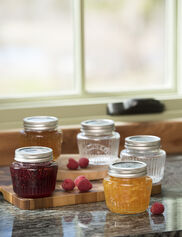 Vintage Preserve Canning Jars, 8-1/2 oz.