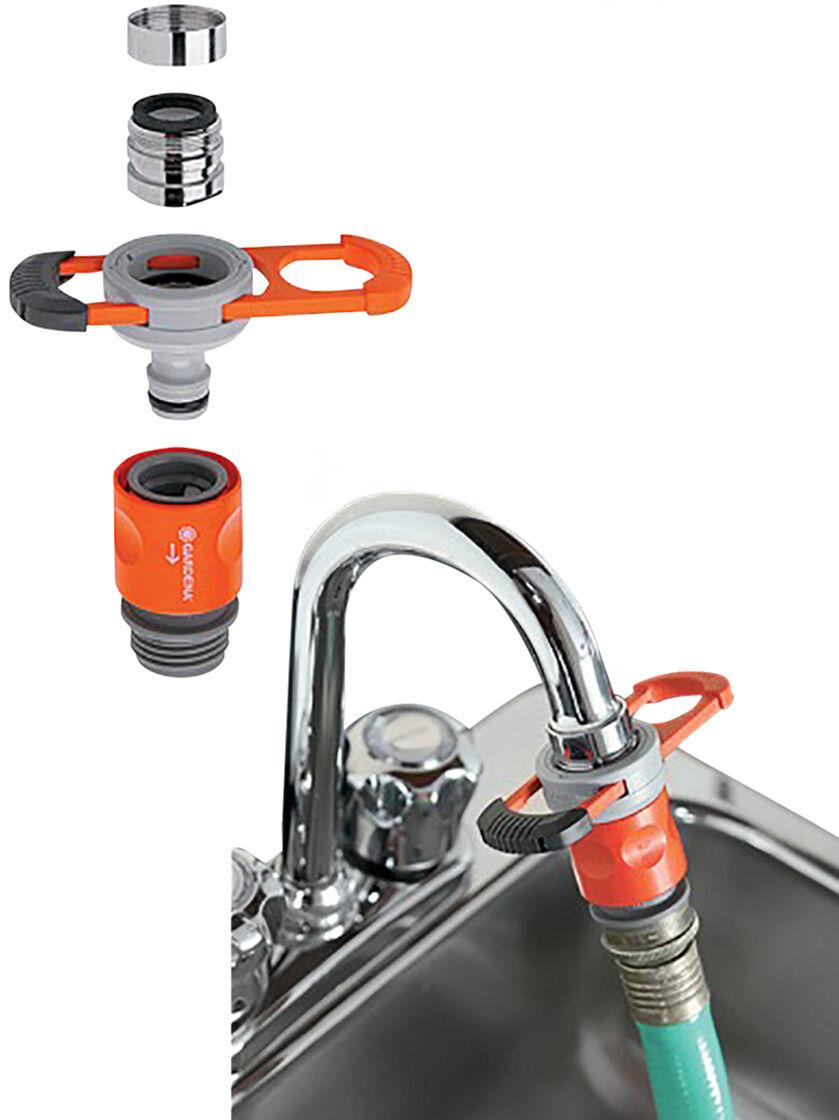 Faucet To Garden Hose Adapter Faucet Adapter For Garden Hose