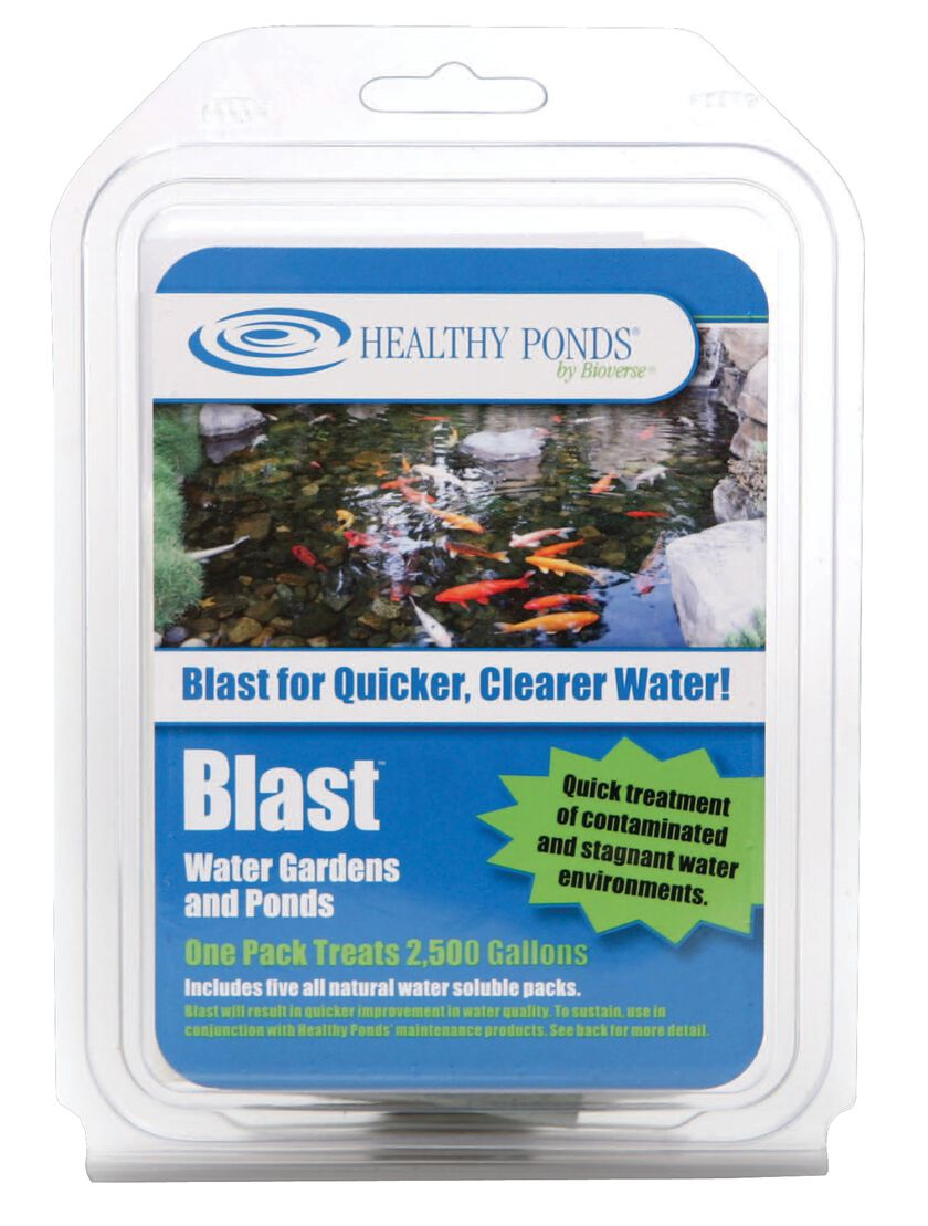 Blast pond cleaner natural pond cleaner with beneficial for Pond cleaner