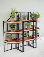 Essex Plant Stand Set with Trays