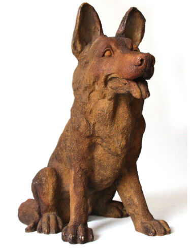 Dog Statues German Shepherd Statue Made In Usa